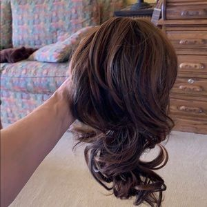 Brand new w/tags! 14 inch ponytail extension!